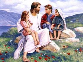 Jezus_dzieci